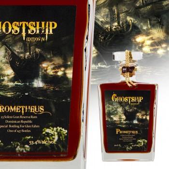 Prometheus 23 Solera Rum Ghostship Edition IV
