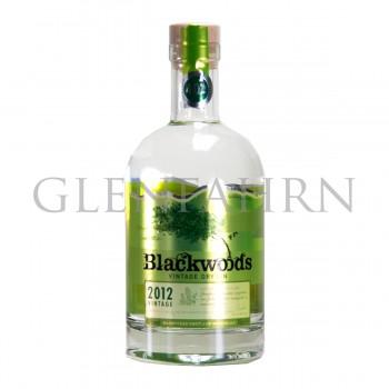 Blackwoods Vintage Dry Gin 2012