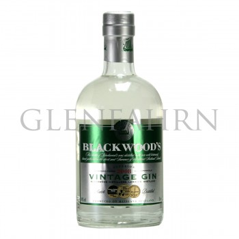 Blackwoods Vintage Gin 2008