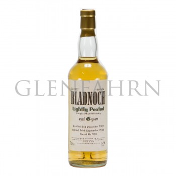 Bladnoch 6 Jahre Lightly Peated