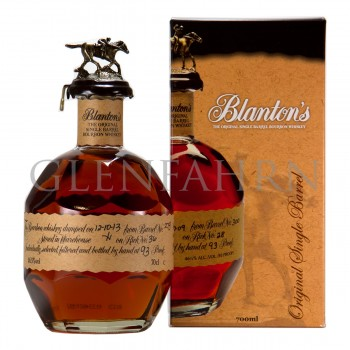 Blanton's The Original Single Barrel Kentucky Straight Bourbon