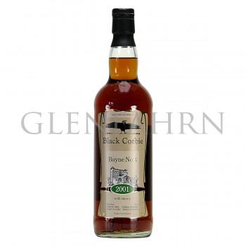 Black Corbie 2001 Boyne No. 4 Refill Sherry