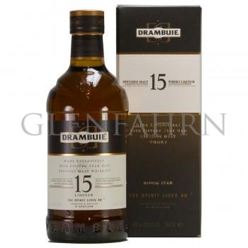 Drambuie 15 Jahre Whiskylikör