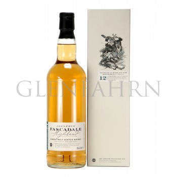 Adelphi's Fascadale Highland Park 12 Jahre Release No. 5