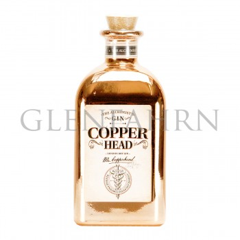 The Alchemist's Gin Copperhead