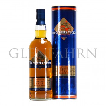 Glenrothes 1996 18 Jahre Sherry Finish The Coopers Choice