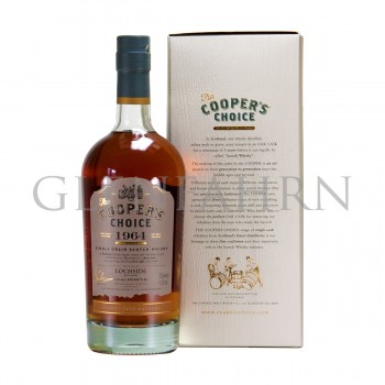 Lochside 1964 48 Jahre Sherry Cask Matured The Coopers Choice Single Grain