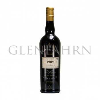 Macallan 1989 The Cross Hill Jack Wiebers