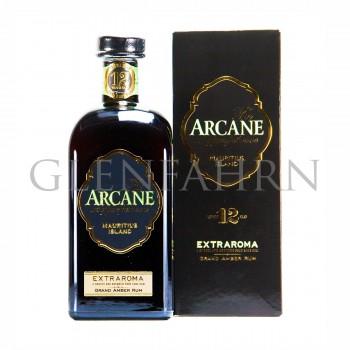 Arcane Extraroma Grand Amber Rum 12 Jahre
