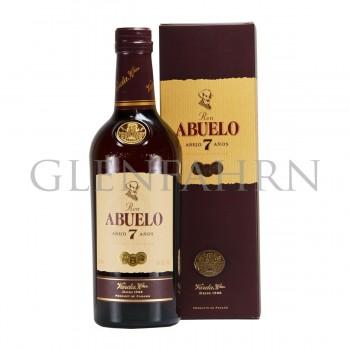 Abuelo Rum 7 Jahre