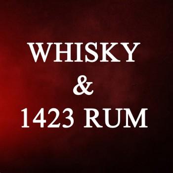 06 After Work Dram 05.06.2020 Whisky & 1423 Rum & unserem Spezial-Gast Nina Vorster von 1423 . Kann wegen COVID-19-Pandemie leider nicht stattfinden