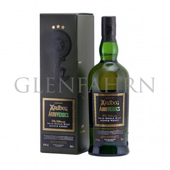 Ardbeg Auriverdes Limited Edition 2014