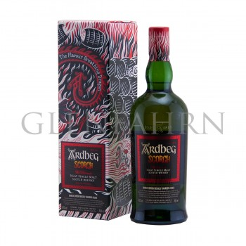 Ardbeg Scorch Limited Edition 2021 Islay Single Malt Scotch Whisky