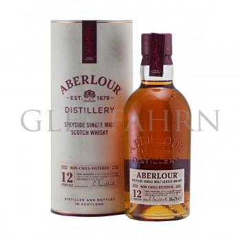 Aberlour 12y Non Chill-Filtered Single Malt Whisky