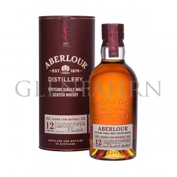 Aberlour 12y Single Malt Whisky