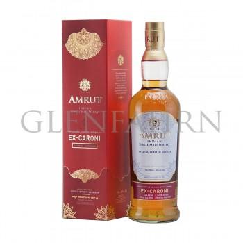 Amrut 2014 6y Ex-Caroni Rum Cask #5145 bot. for Kirsch Single Malt Indian Whisky