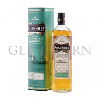 Bushmills #3 Char Bourbon Cask Reserve The Steamship Collection 100cl