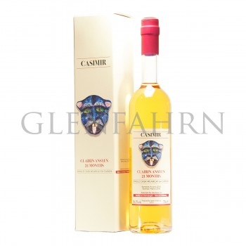 Clairin Casimir 2016 Single Cask #Carca1 Ex Caroni