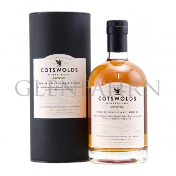 Cotswolds 2015 4y Single Cask bot. for Kirsch