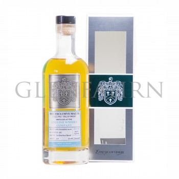 English Whisky Company 2010 7 Jahre Exclusive Malts Creative Whisky