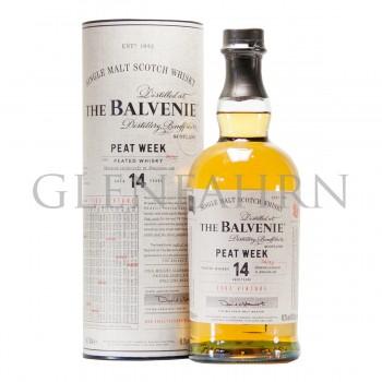 Balvenie 2003 14 Jahre Peat Week