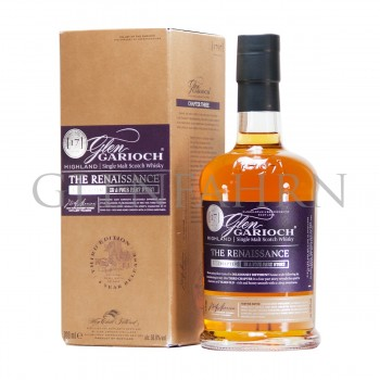 Glen Garioch 17 Jahre The Renaissance 3rd Chapter