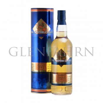 Caol Ila 1991 23y Cask#1033 The Coopers Choice