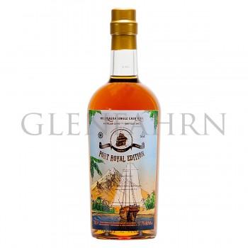 Nicaragua 2000 17y Glen Fahrn Cask#1 Port Royal Edition