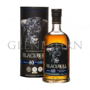 Black Bull 40 Jahre Blended Whisky Duncan Taylor