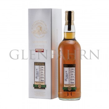 BenRiach 2008 11y Cask#74188 Dimensions Collection Duncan Taylor
