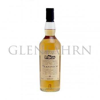 Teaninich 10y Flora & Fauna Single Malt Scotch Whisky