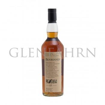 Benrinnes 15y Flora & Fauna Single Malt Scotch Whisky