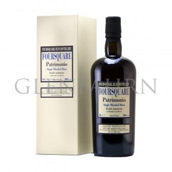 Foursquare 2004 14y Patrimonio Rum