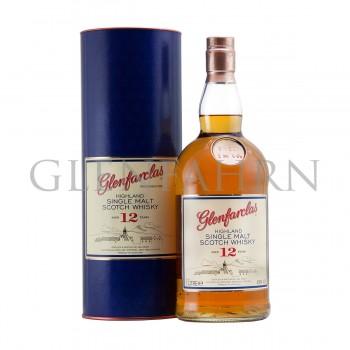 Glenfarclas 12y  Single Malt Scotch Whisky 100cl