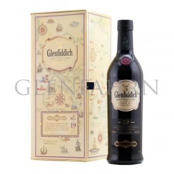 Glenfiddich 19y Madeira Age of Discovery