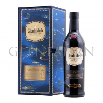 Glenfiddich 19y Bourbon Age of Discovery