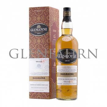 Glengoyne Balbaina Spirit of Oak Travel Retail Exclusive 100cl