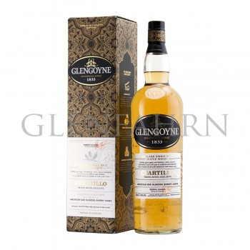 Glengoyne Cuartillo Spirit of Oak Travel Retail Exclusive 100cl