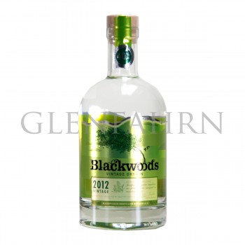 Blackwoods Vintage Dry Gin 2012 40,0% Vol.