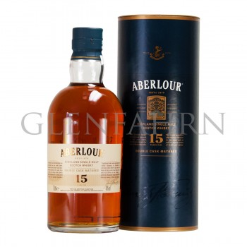 Aberlour 15 Jahre Double Cask Matured 1,0l