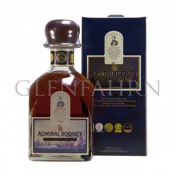 Admiral Rodney Extra Old St. Lucia Rum