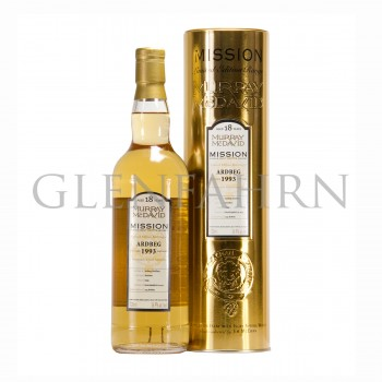 Ardbeg 1993 18 Jahre Mission Gold Murray McDavid