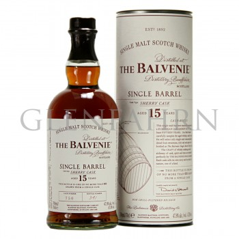 Balvenie 15 Jahre Single Barrel Sherry Cask