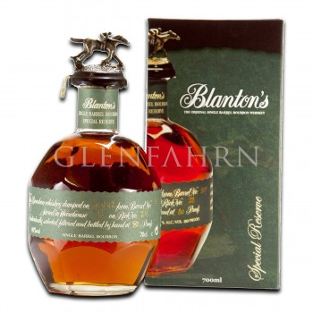 Blanton's Special Reserve Kentucky Straight Bourbon