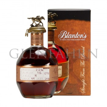 Blanton's Straight from the Barrel  Kentucky Straight Bourbon