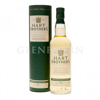 Bowmore 2001 11 Jahre Cask Strength Hart Brothers