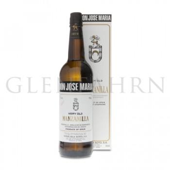 Don José Maria Manzanilla