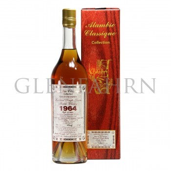 Dumbarton 1964 50 Jahre Rare & Old Selection Alambic Classique