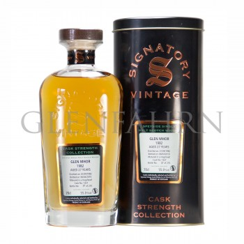 Glen Mhor 1982 27 Jahre Cask Strength Collection Signatory