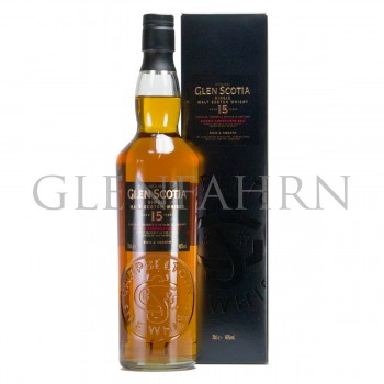 Glen Scotia 15y Single Malt Scotch Whisky